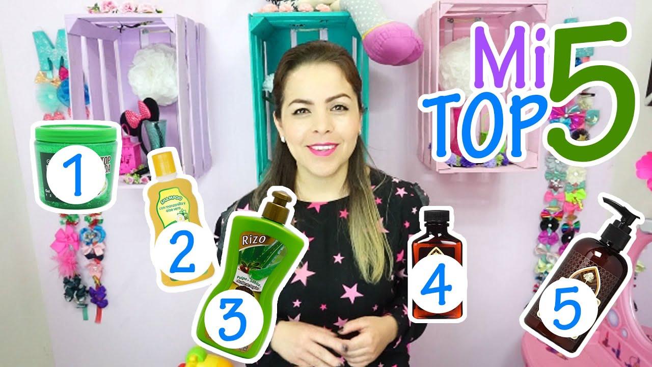 Mis productos favoritos para el cabello 👌 | May López