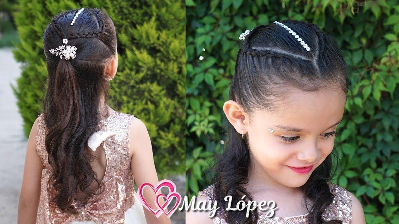 Cómo hacer un Peinado elegante para niñas y adolescentes