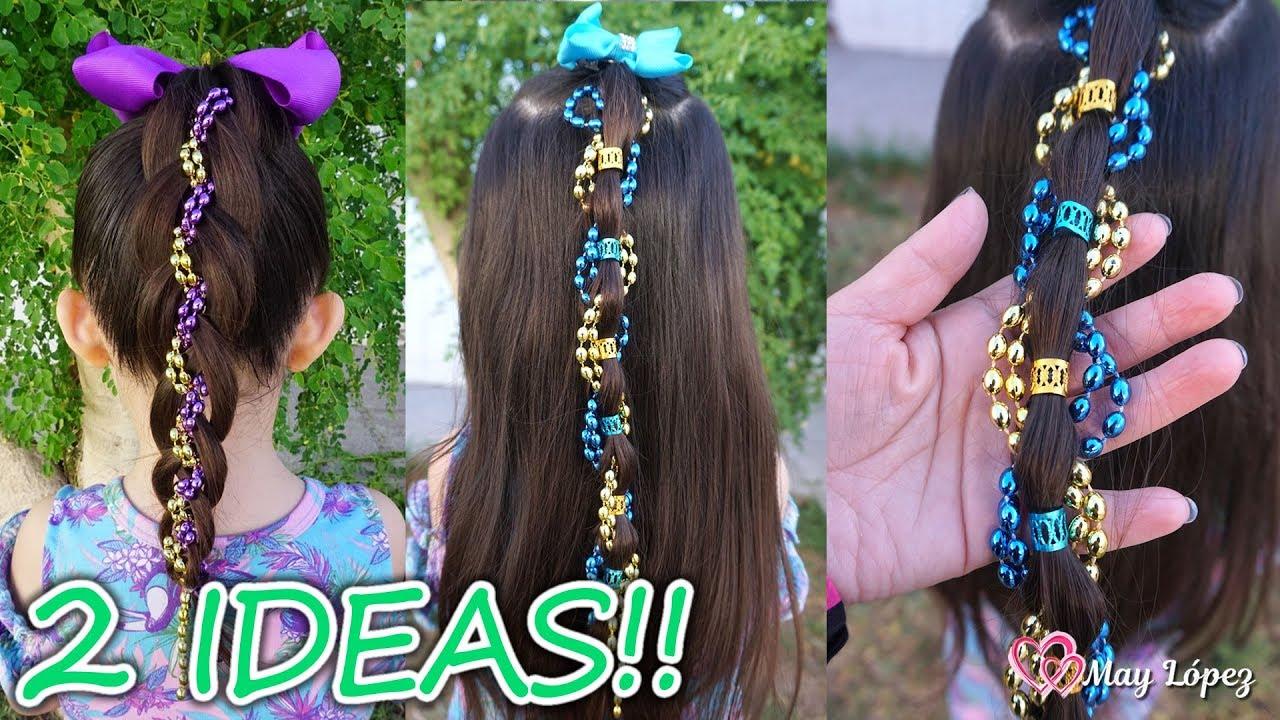 Las trenzas mas bonitas del 2019  | Peinados para niñas | May Lopez