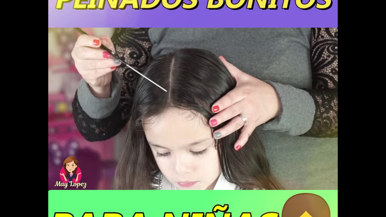 PEINADOS BONITOS PARA NIÑAS DEL 2020
